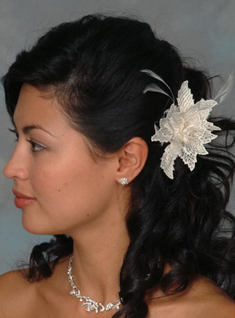 black hairstyles for a wedding. Black Bedroom Furniture Sets. Home Design Ideas