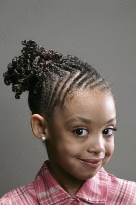 Black hairstyles for teenage girls