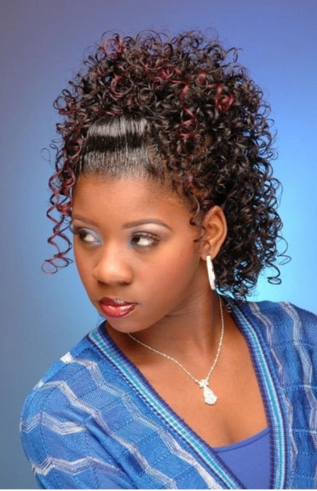 Black Hairstyles For Teenage Girls