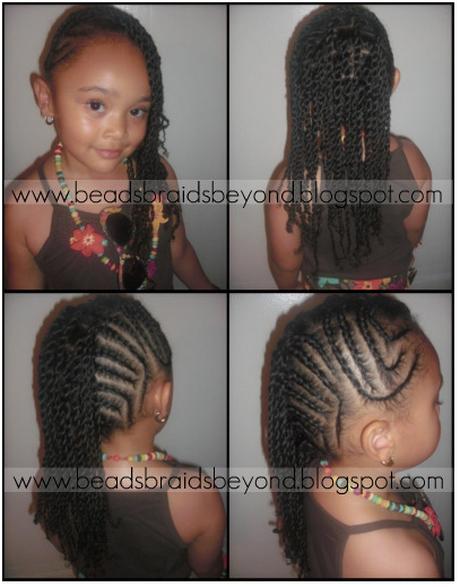 Black Kid Hairstyles