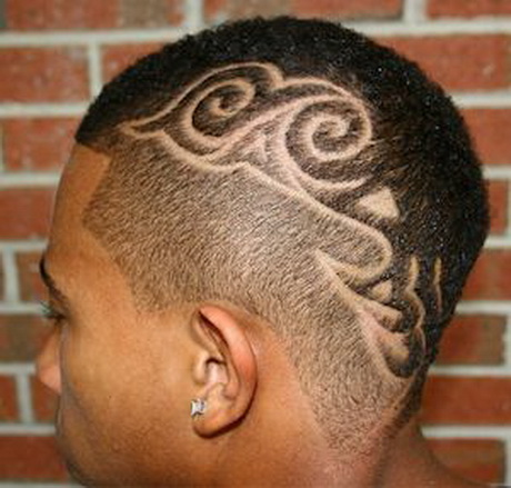 Black mohawk hairstyles for men