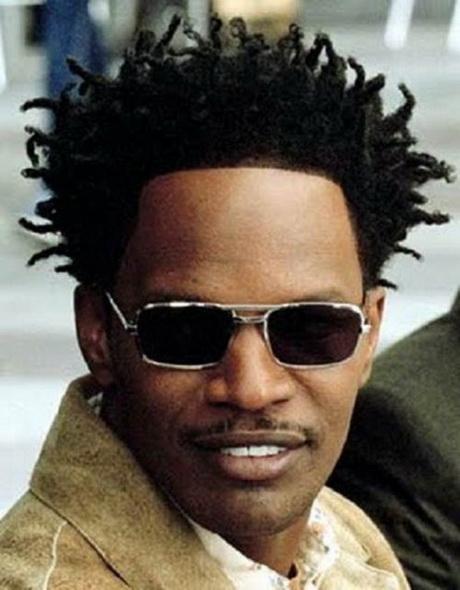 Short black Men Hairst...