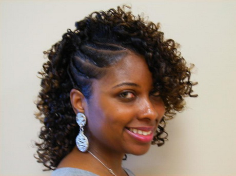 Mohawk hairstyles for black women bold and confident mohawk hairstyles
