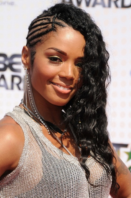 Black People Braids Hairstyles