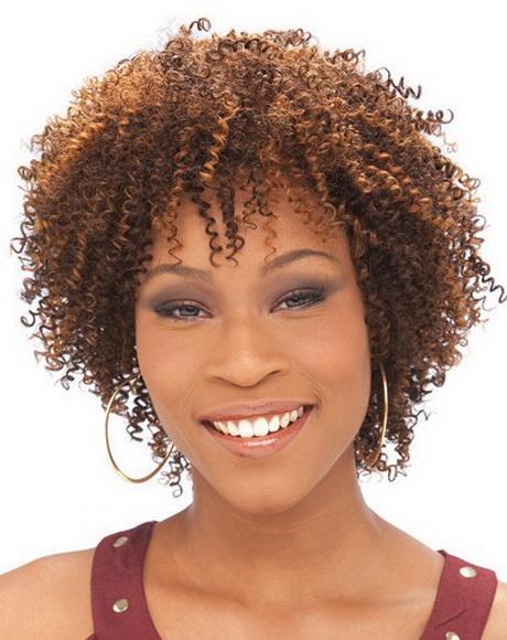 Black People Hair Styles