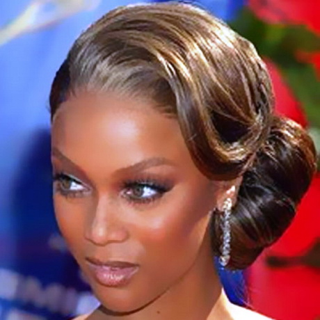 Prom Hair Styles For Black People 80