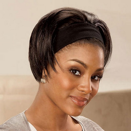 Black People Short Hairstyles