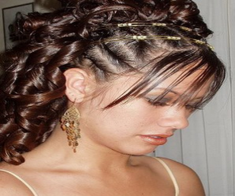 Black Prom Hairstyles For Short Hair