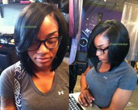 Sew In Weave Bob Hairstyles With Bangs | Beautiful Scenery Photography