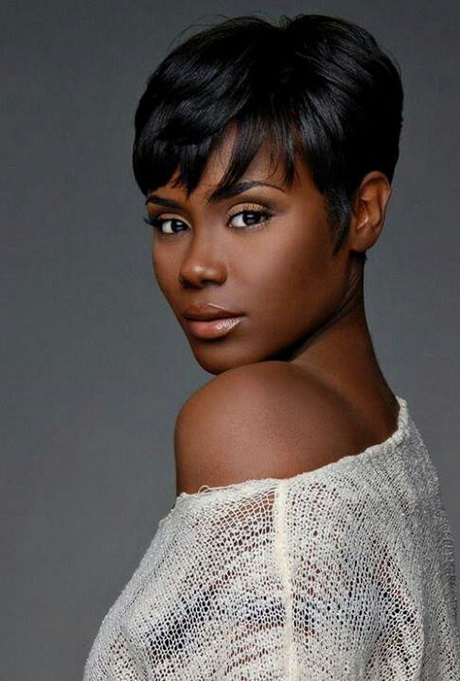 2014 Short hairstyles black women