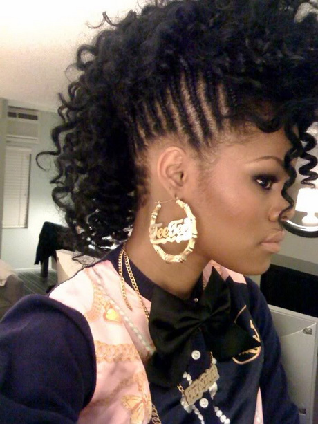 Black Teens Hairstyles