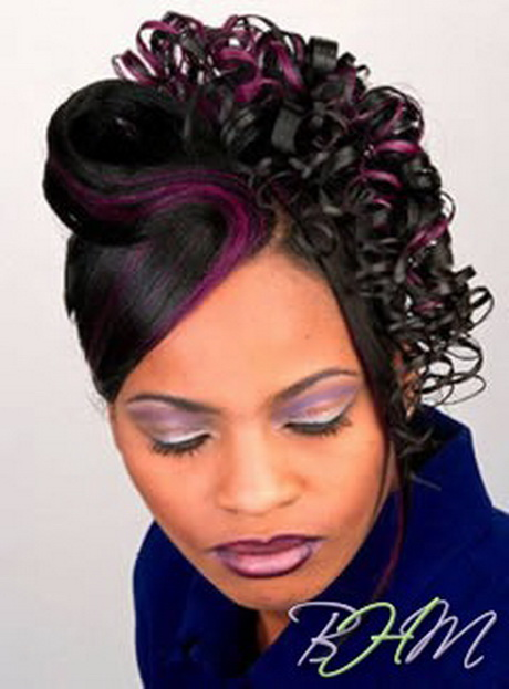 black braided hairstyles images