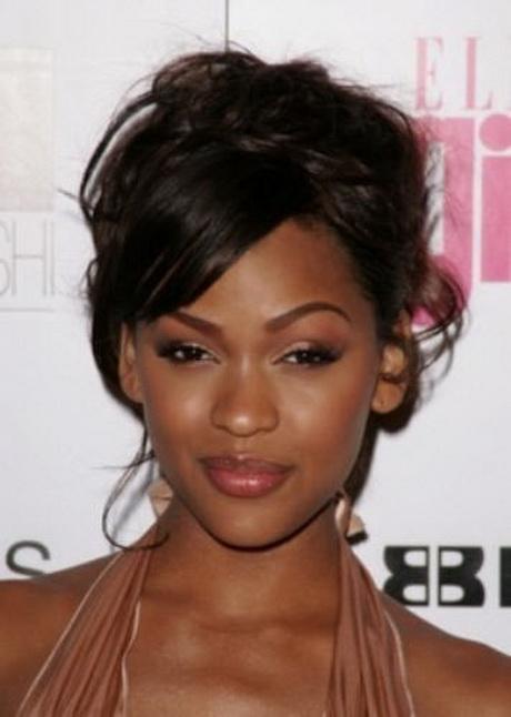 Updo Hairstyles Black Women Hair