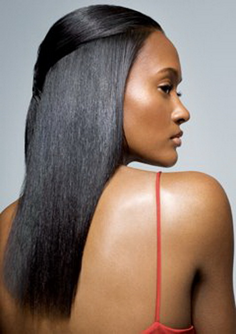 Long Straight Black Hairstyles  Beauty Riot