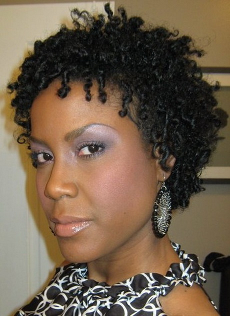 Natural twist hairstyles black women seems me