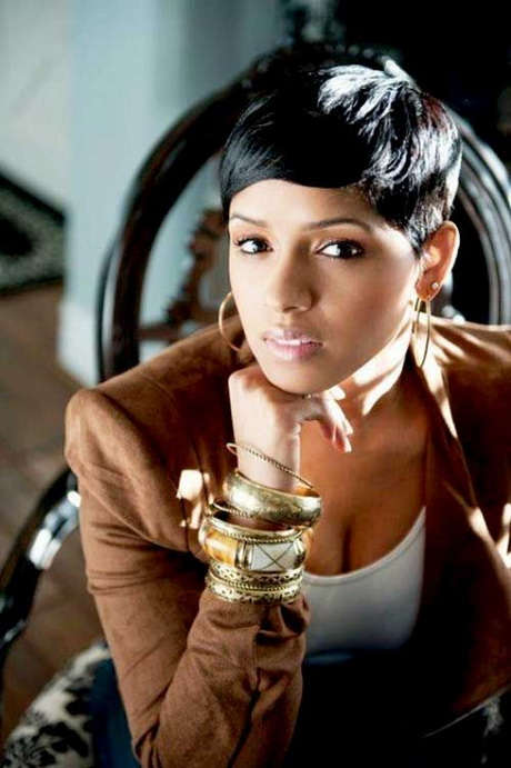 Black women short hair styles 2015