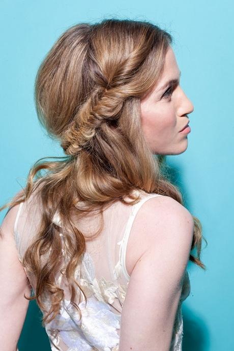 Bohemian Wedding Hairstyles. Half Up Wedding Hairstyles ~ Ideas Looks ...