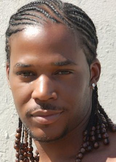 Boy Braids Hairstyles