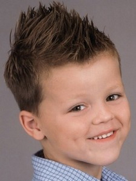 Boys Haircut 2015