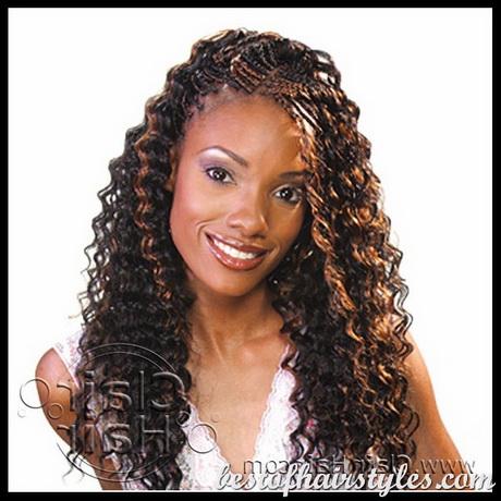 Braid hairstyles for black women
