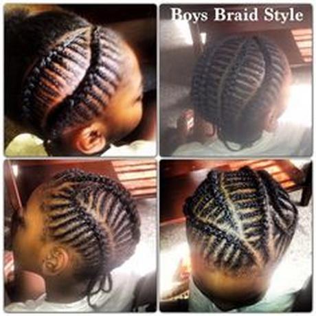 braid hairstyles for boys
