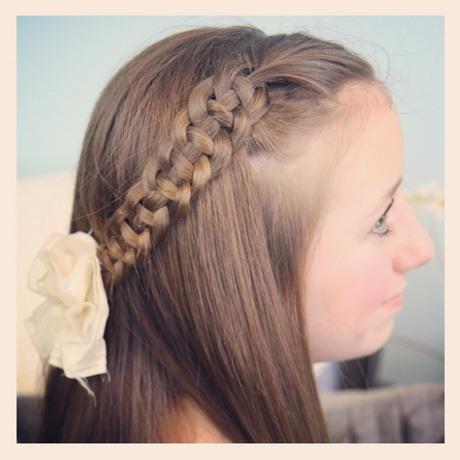 Braid hairstyles for girls easy