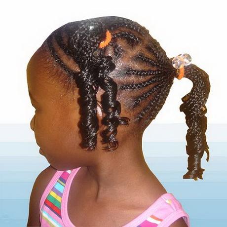 Braid hairstyles for little black girls - African American Hairstyles For Little Girls