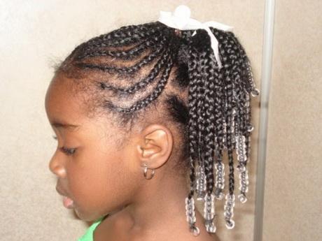 Braid hairstyles for little black girls
