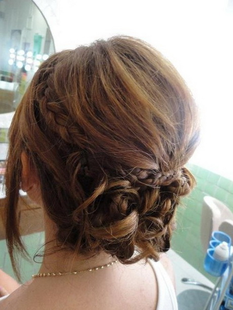 braid prom hairstyles 2014