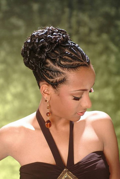 Braided Hairstyles For African Americans