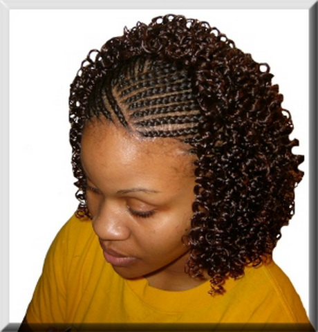 braided ponytail hairstyles black women