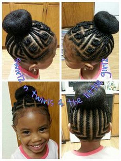Braiding hairstyles for black girls