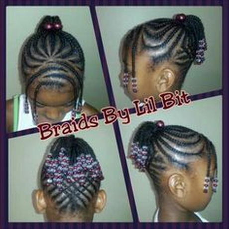 braiding hairstyles for black kids