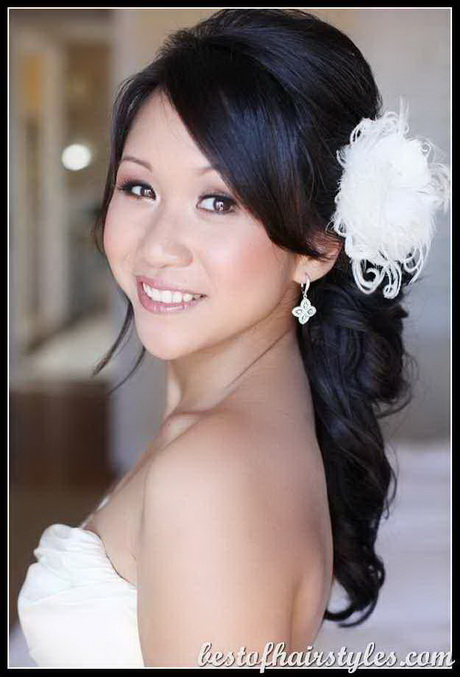 Asian Wedding hairstyles 141 Available