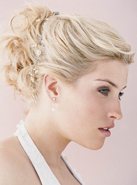 Gorgeous Prom Hairstyles For Short Hair With Clip On Hair Extensions