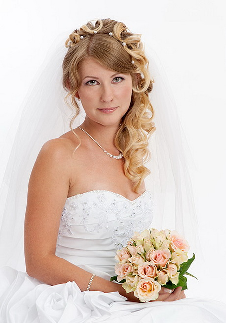Bridal Hairstyles To The Side