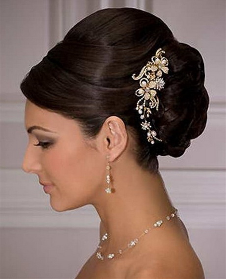 Examples of Bridal Hairstyles – Wedding Hair Photos Gallery 2