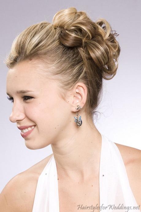bridesmaid hairstyles for medium length hair. Black Bedroom Furniture Sets. Home Design Ideas