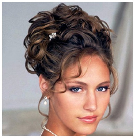 ... Hairstyles : Prom Updos For Medium Length Hair Updos for
