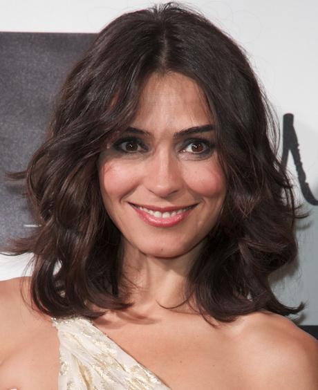 Brunette Medium Length Hairstyles