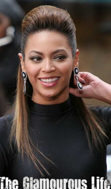 Hairstyles For Short Hair Using Bumpits : beyonce bump it hairstyles jpg
