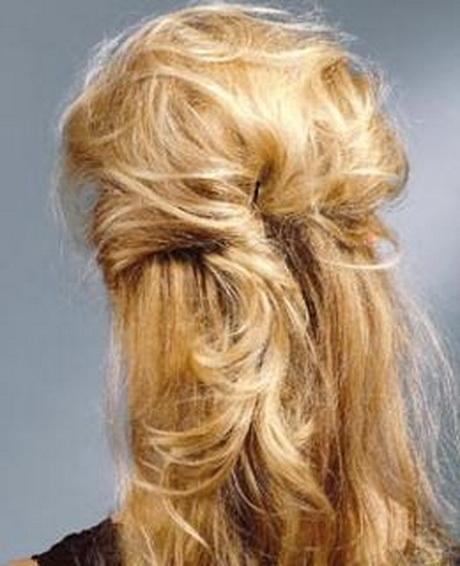 Hairstyles For Short Hair Using Bumpits : bump hair styles