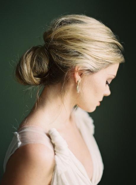 Bun Bridal Hairstyles