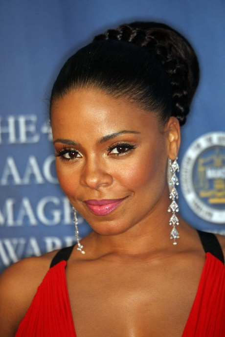 Bun Hairstyles For Black Women