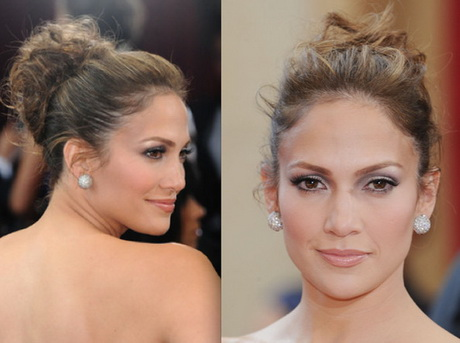 segment of Prom Bun Hairstyles (21) which is sorted within Hairstyles ...