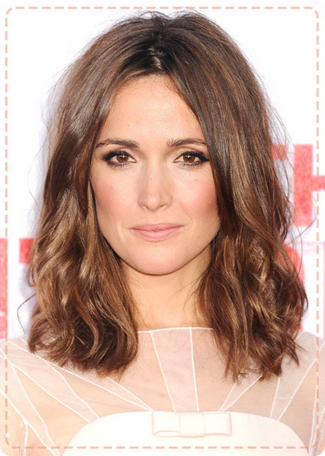 Celebrity medium length hairstyles