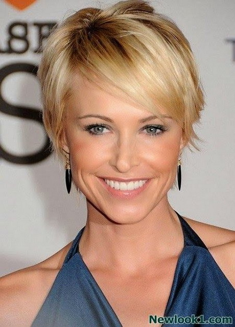 Celebrity Short Hairstyles : Celebrity Short Haircuts And Hairstyles 2014 2015 Pictures to pin on ...