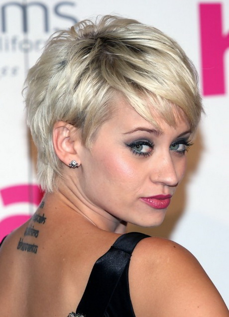 china bangs hairstyles : short hairstyles 2014 pixie cut kimberly wyatt s hairstyles short chic ...