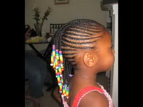 Children Braiding Hairstyles