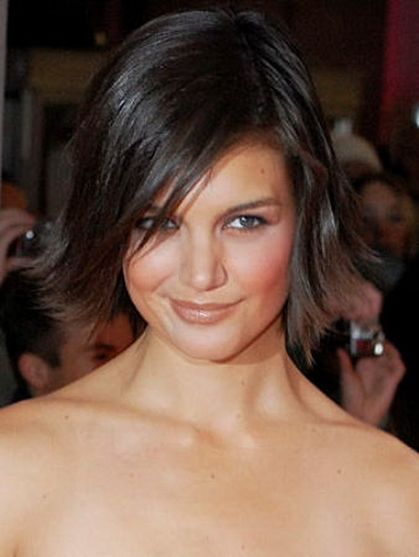 shoulder length hairstyles for double chin short